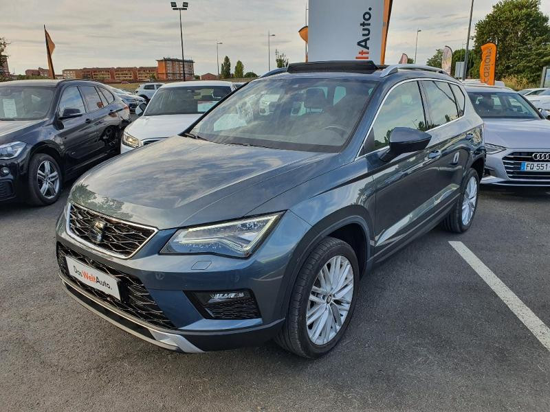 Seat Ateca 1.5 TSI 150ch ACT Start&Stop Xcellence DSG Euro6d-T Gris occasion à Albi