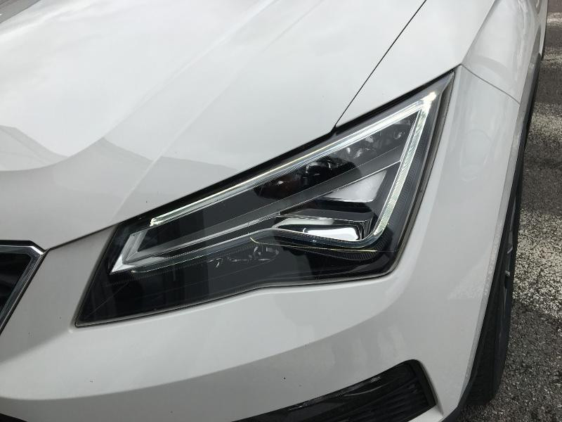 Seat Ateca 2.0 TDI 150ch Start&Stop Style 4Drive DSG Euro6d-T Blanc occasion à Mende - photo n°16