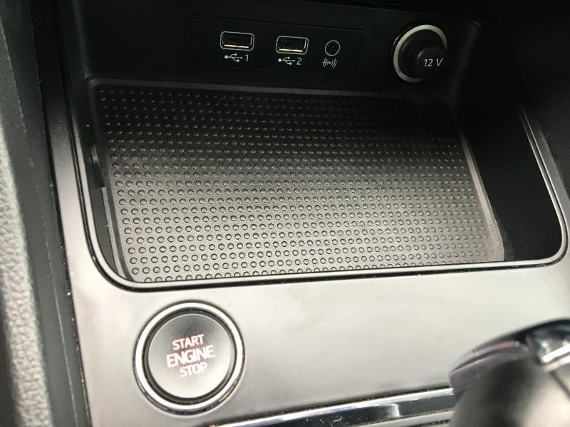 Seat Ateca 2.0 TDI 150ch Start&Stop Style 4Drive DSG Euro6d-T Blanc occasion à Mende - photo n°12