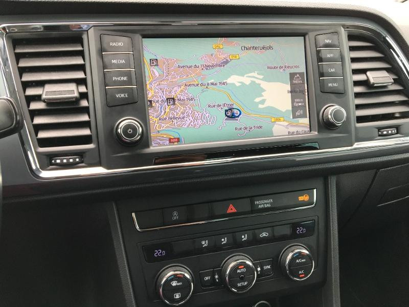 Seat Ateca 2.0 TDI 150ch Start&Stop Style 4Drive DSG Euro6d-T Blanc occasion à Mende - photo n°8