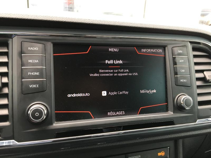Seat Ateca 2.0 TDI 150ch Start&Stop Style 4Drive DSG Euro6d-T Blanc occasion à Mende - photo n°11