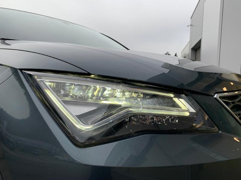 Seat Ateca 2.0 TDI 150ch Start&Stop Style Gris occasion à Onet-le-Château - photo n°7