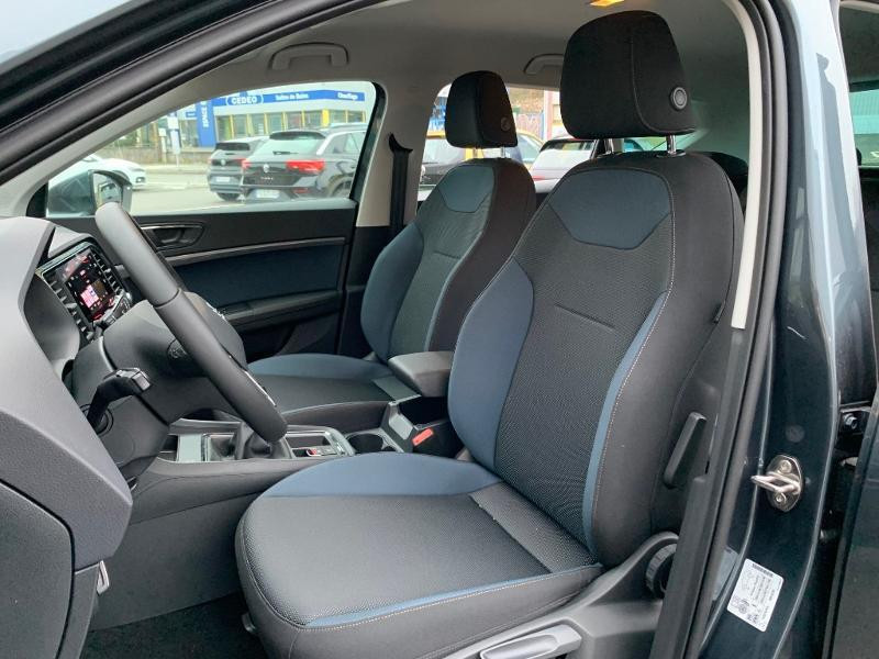 Seat Ateca 2.0 TDI 150ch Start&Stop Style Gris occasion à Onet-le-Château - photo n°4