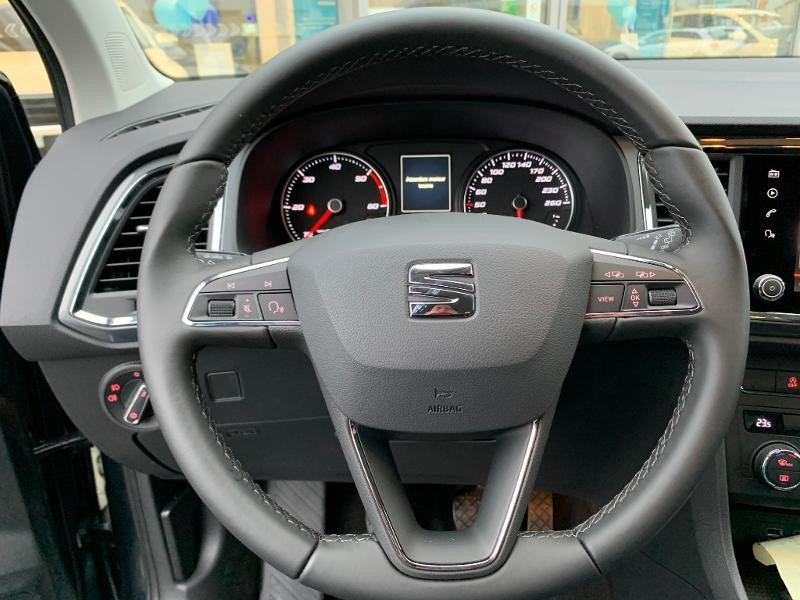 Seat Ateca 2.0 TDI 150ch Start&Stop Style Gris occasion à Onet-le-Château - photo n°9