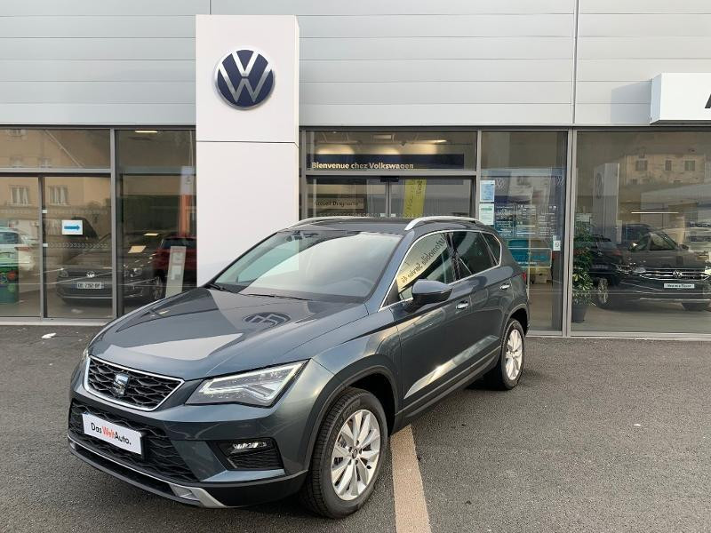 Seat Ateca 2.0 TDI 150ch Start&Stop Style Gris occasion à Onet-le-Château