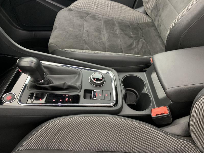 Seat Ateca 2.0 TDI 190ch Xcellence 4Drive DSG  occasion à SAINT-GREGOIRE - photo n°12