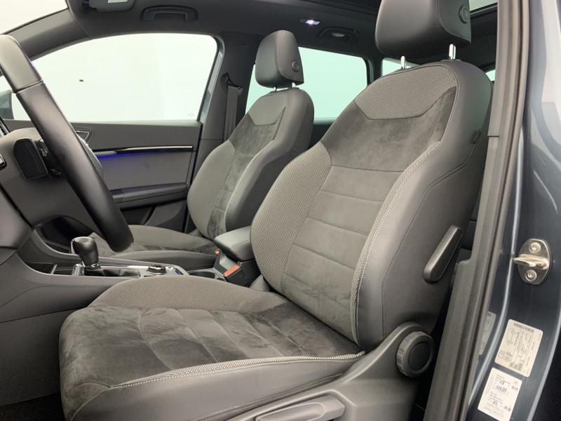 Seat Ateca 2.0 TDI 190ch Xcellence 4Drive DSG  occasion à SAINT-GREGOIRE - photo n°9