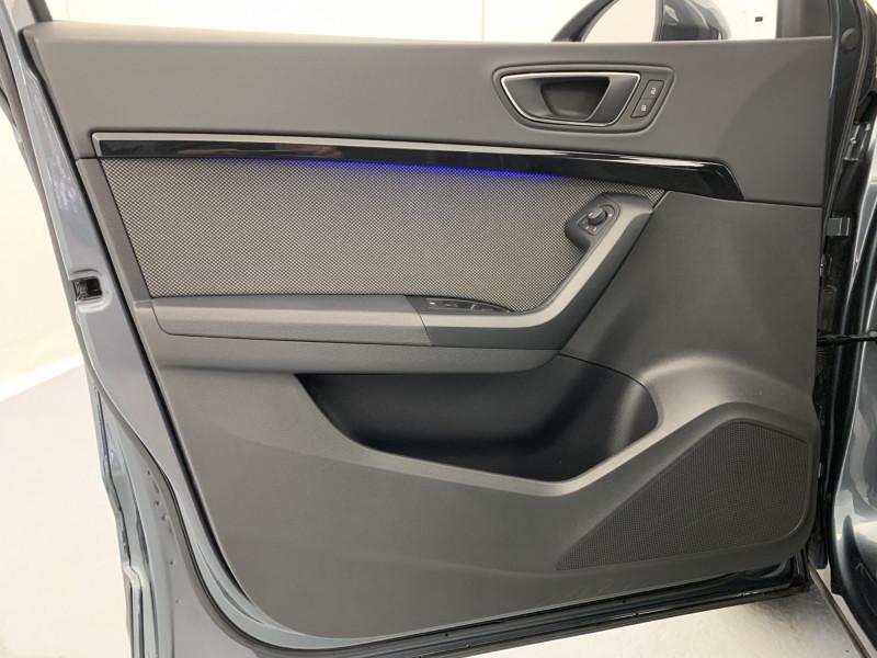Seat Ateca 2.0 TDI 190ch Xcellence 4Drive DSG  occasion à SAINT-GREGOIRE - photo n°11