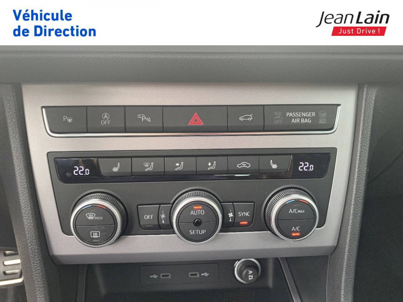 Seat Ateca Ateca 1.5 TSI 150 ch Start/Stop DSG7 FR 5p Rouge occasion à Voiron - photo n°14