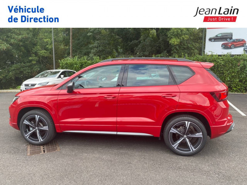Seat Ateca Ateca 1.5 TSI 150 ch Start/Stop DSG7 FR 5p Rouge occasion à Voiron - photo n°8