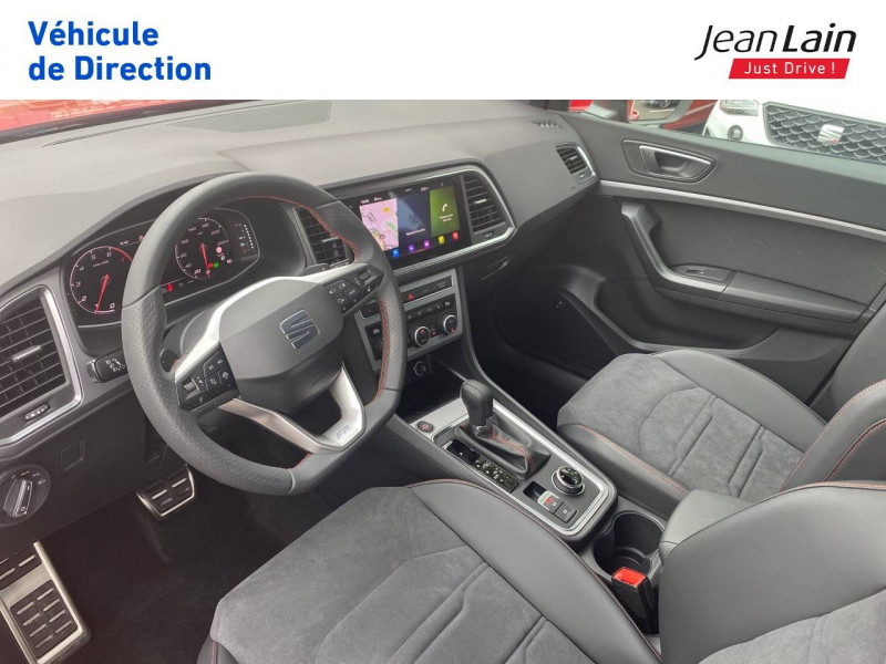 Seat Ateca Ateca 1.5 TSI 150 ch Start/Stop DSG7 FR 5p Rouge occasion à Voiron - photo n°11