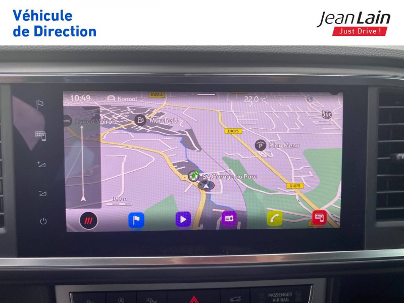 Seat Ateca Ateca 1.5 TSI 150 ch Start/Stop DSG7 FR 5p Rouge occasion à Voiron - photo n°15