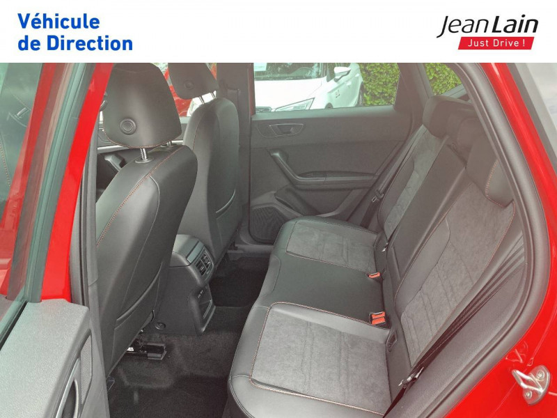 Seat Ateca Ateca 1.5 TSI 150 ch Start/Stop DSG7 FR 5p Rouge occasion à Voiron - photo n°17
