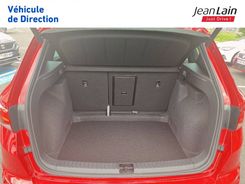 Seat Ateca Ateca 1.5 TSI 150 ch Start/Stop DSG7 FR 5p Rouge occasion à Voiron - photo n°10