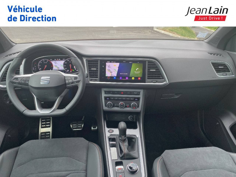 Seat Ateca Ateca 1.5 TSI 150 ch Start/Stop DSG7 FR 5p Rouge occasion à Voiron - photo n°18