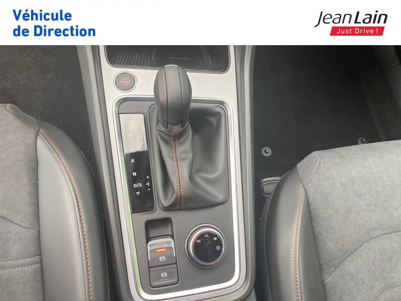 Seat Ateca Ateca 1.5 TSI 150 ch Start/Stop DSG7 FR 5p Rouge occasion à Voiron - photo n°13