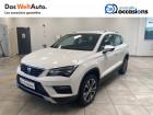 Seat Ateca Ateca 1.6 TDI 115 ch Start/Stop Ecomotive Xcellence 5p Blanc à Crolles 38