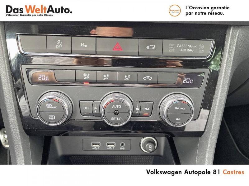 Seat Ateca Ateca 2.0 TDI 150 ch Start/Stop 4Drive FR 5p Blanc occasion à Castres - photo n°18