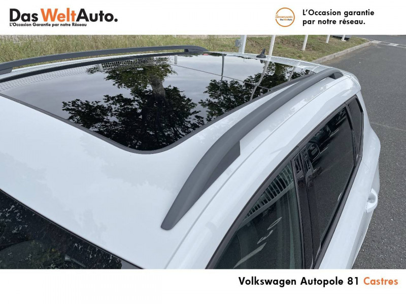 Seat Ateca Ateca 2.0 TDI 150 ch Start/Stop 4Drive FR 5p Blanc occasion à Castres - photo n°9