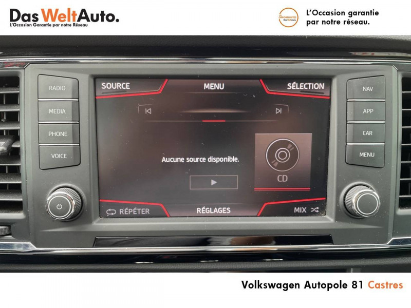 Seat Ateca Ateca 2.0 TDI 150 ch Start/Stop 4Drive FR 5p Blanc occasion à Castres - photo n°14