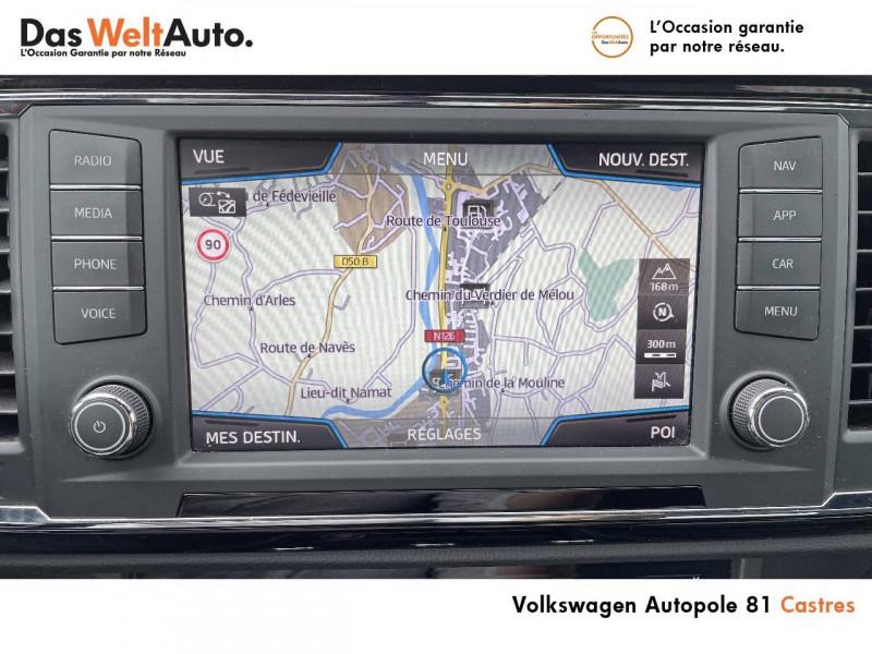 Seat Ateca Ateca 2.0 TDI 150 ch Start/Stop 4Drive FR 5p Blanc occasion à Castres - photo n°17