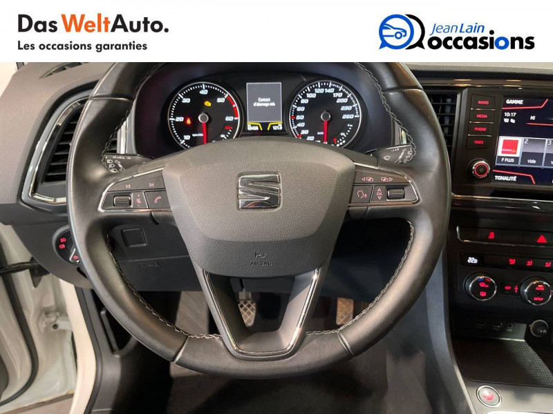 Seat Ateca Ateca 2.0 TDI 150 ch Start/Stop 4Drive Style 5p Blanc occasion à Seynod - photo n°12