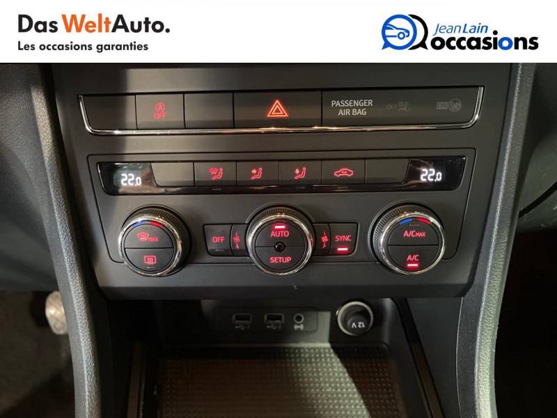 Seat Ateca Ateca 2.0 TDI 150 ch Start/Stop 4Drive Style 5p Blanc occasion à Seynod - photo n°14
