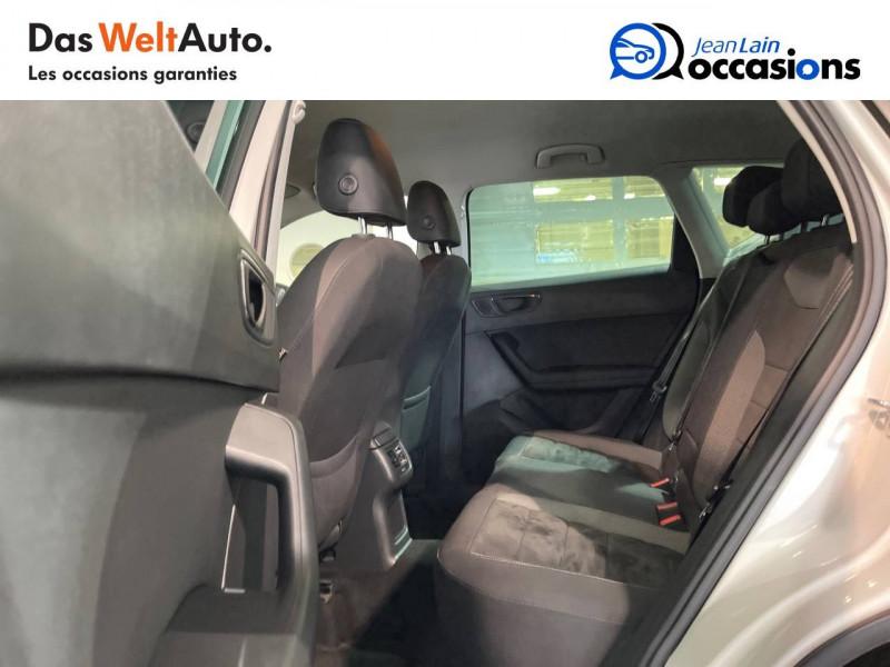 Seat Ateca Ateca 2.0 TDI 150 ch Start/Stop 4Drive Style 5p Blanc occasion à Seynod - photo n°17