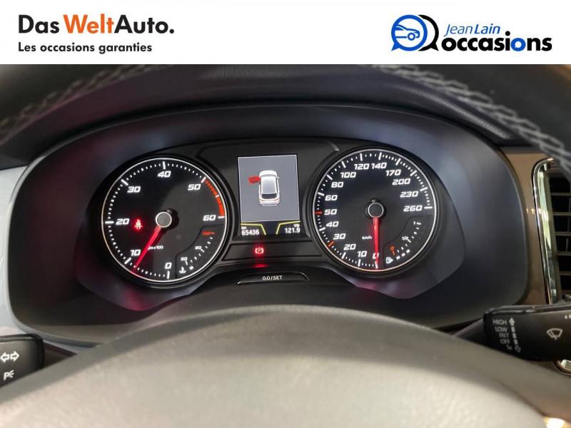 Seat Ateca Ateca 2.0 TDI 150 ch Start/Stop 4Drive Style 5p Blanc occasion à Seynod - photo n°15