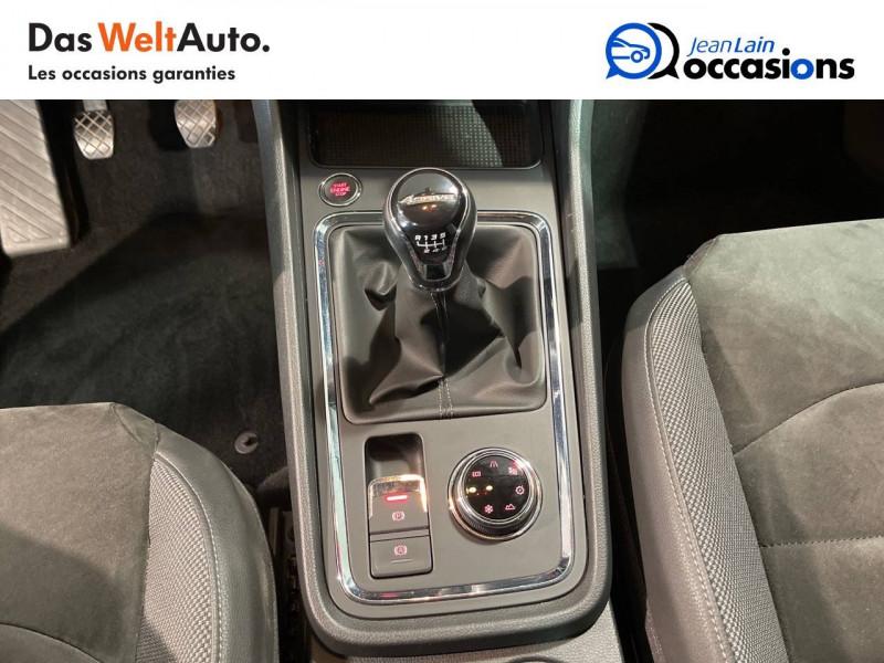Seat Ateca Ateca 2.0 TDI 150 ch Start/Stop 4Drive Style 5p Blanc occasion à Seynod - photo n°13