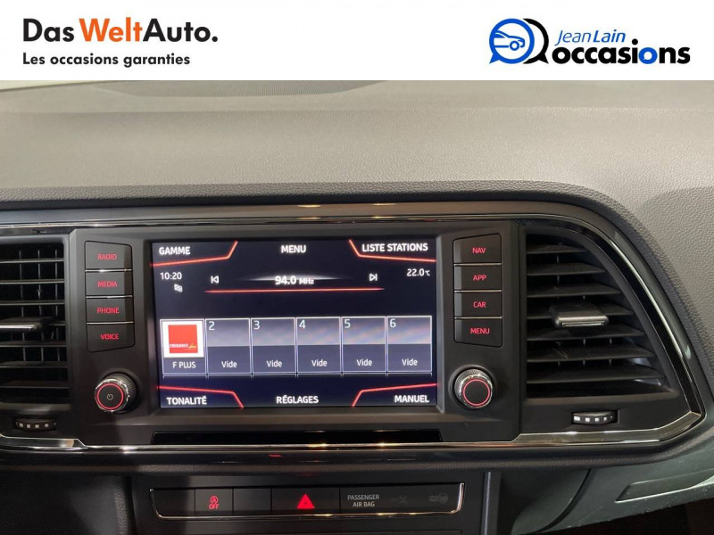 Seat Ateca Ateca 2.0 TDI 150 ch Start/Stop 4Drive Style 5p Blanc occasion à Seynod - photo n°16