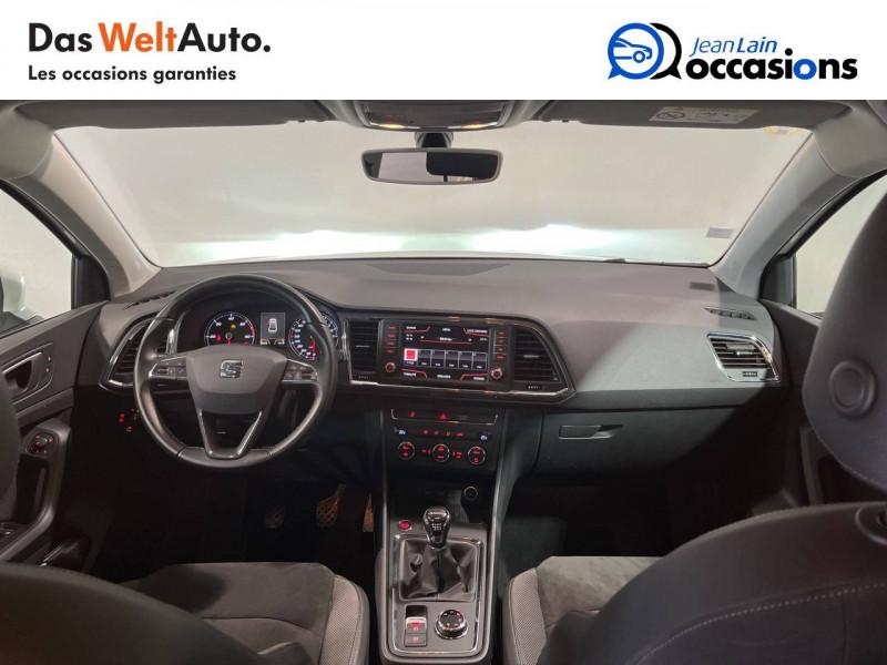 Seat Ateca Ateca 2.0 TDI 150 ch Start/Stop 4Drive Style 5p Blanc occasion à Seynod - photo n°18