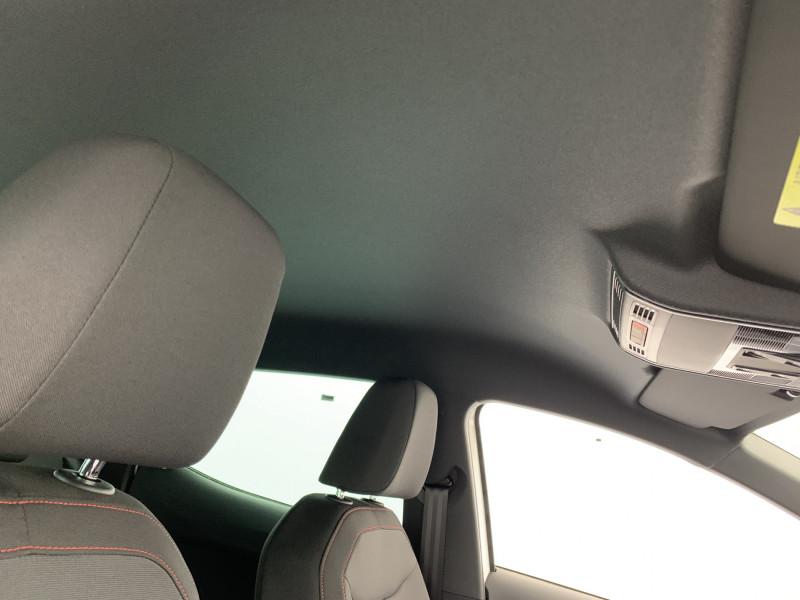 Seat Ibiza 1.0 EcoTSI 110ch FR DSG suréquipé Blanc occasion à SAINT-GREGOIRE - photo n°19