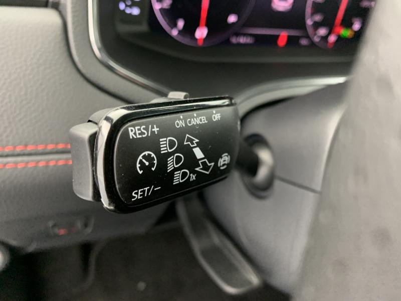 Seat Ibiza 1.0 EcoTSI 110ch FR DSG suréquipé Blanc occasion à SAINT-GREGOIRE - photo n°16