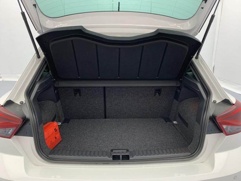 Seat Ibiza 1.0 EcoTSI 110ch FR DSG suréquipé Blanc occasion à SAINT-GREGOIRE - photo n°20