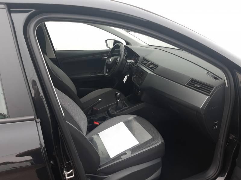 Seat Ibiza 1.0 EcoTSI 95 ch S/S BVM5 Style Noir occasion à Agen - photo n°9