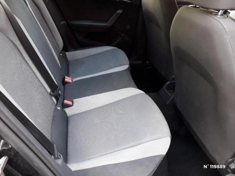 Seat Ibiza 1.0 MPI 75ch Start/Stop Style Noir occasion à Villemomble - photo n°7