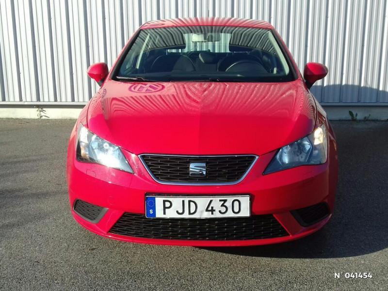 Seat Ibiza 1.2 TSI 90 CH STYLE Rouge occasion à Beauvais - photo n°2