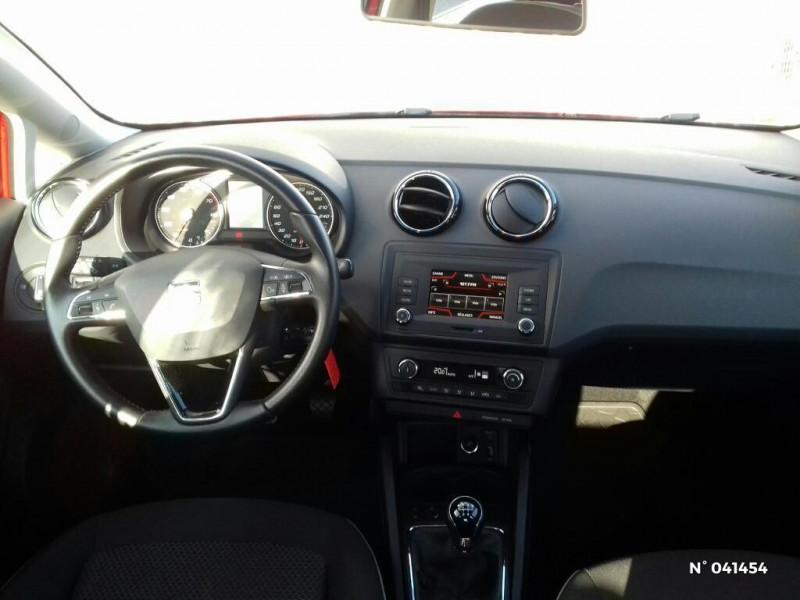 Seat Ibiza 1.2 TSI 90 CH STYLE Rouge occasion à Beauvais - photo n°4