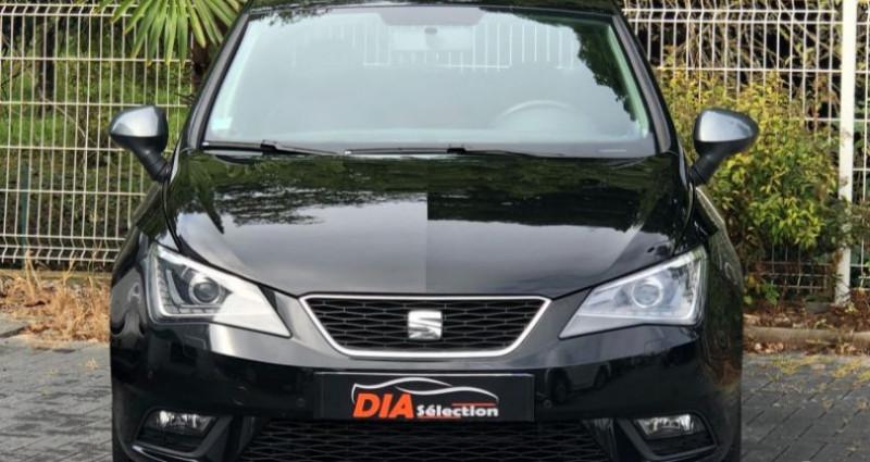 Seat Ibiza 1.2 TSI 90CH CONNECT Noir occasion à COLMAR - photo n°5