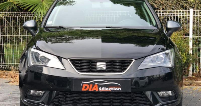 Seat Ibiza 1.2 TSI 90CH CONNECT Noir occasion à COLMAR - photo n°6