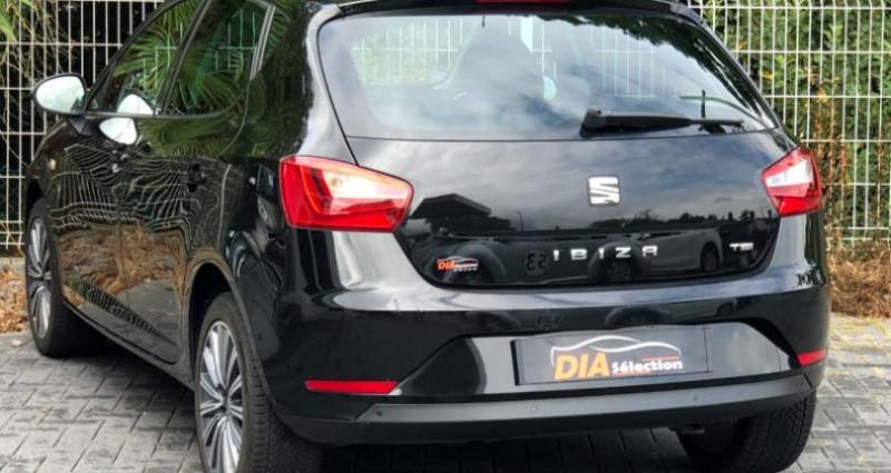 Seat Ibiza 1.2 TSI 90CH CONNECT Noir occasion à COLMAR - photo n°2