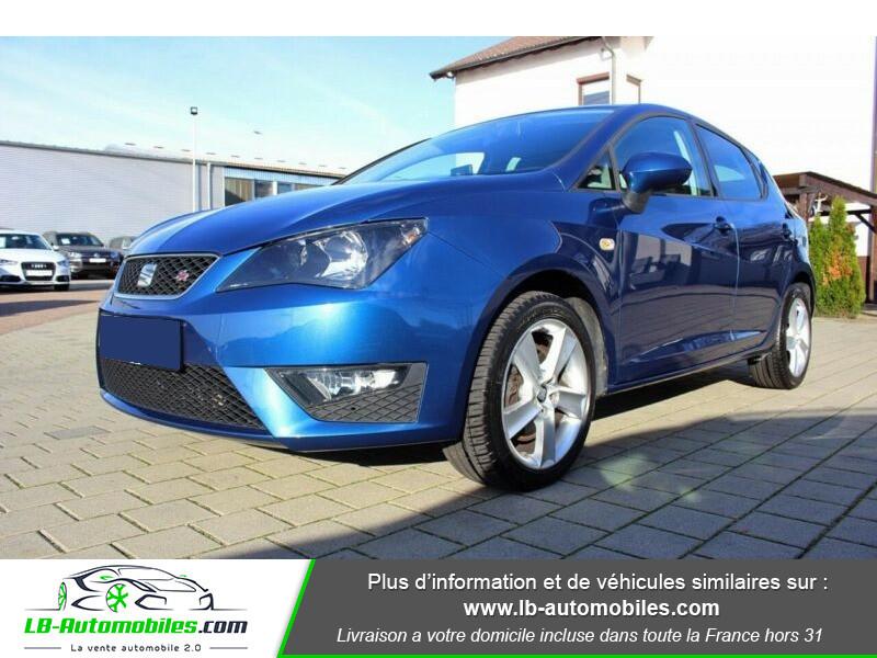 Seat Ibiza 1.6 TDI 105 ch Bleu occasion à Beaupuy