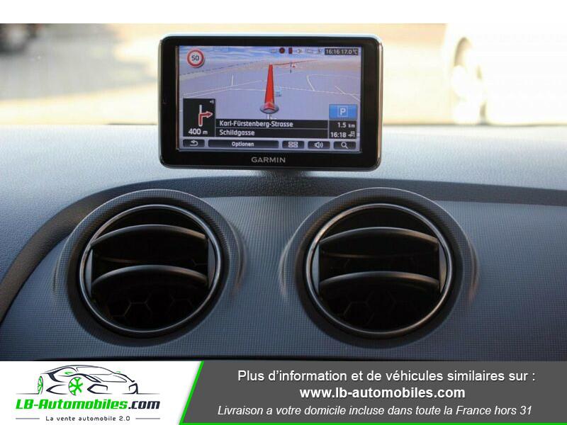 Seat Ibiza 1.6 TDI 105 ch Bleu occasion à Beaupuy - photo n°5