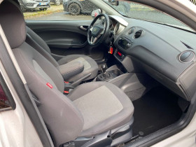 Seat Ibiza 1.6 TDI 105 Style Blanc occasion à Castelmaurou - photo n°4