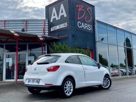 Seat Ibiza 1.6 TDI 105 Style Blanc occasion à Castelmaurou - photo n°2