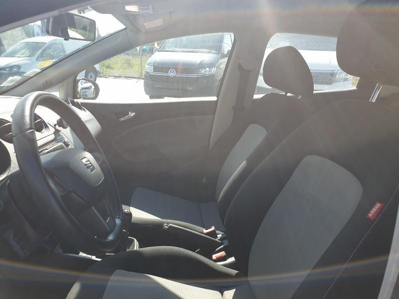 Seat Ibiza 1.6 TDI 105ch I Tech Plus 5p Gris occasion à Onet-le-Château - photo n°6