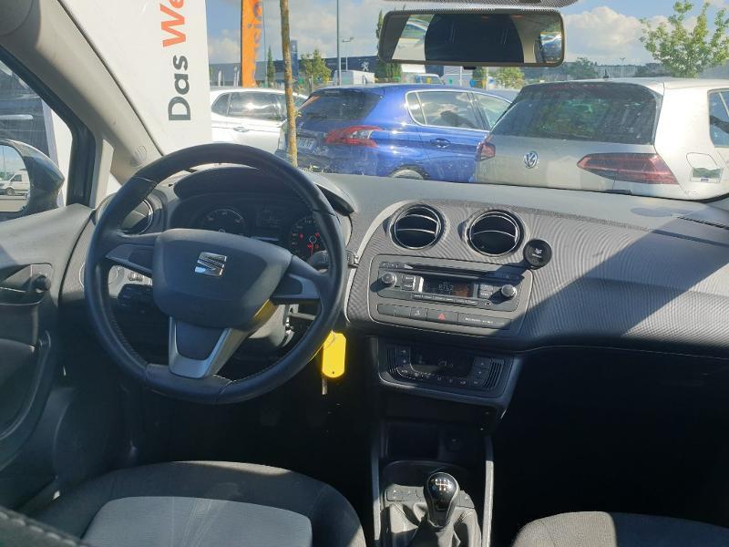 Seat Ibiza 1.6 TDI 105ch I Tech Plus 5p Gris occasion à Onet-le-Château - photo n°3