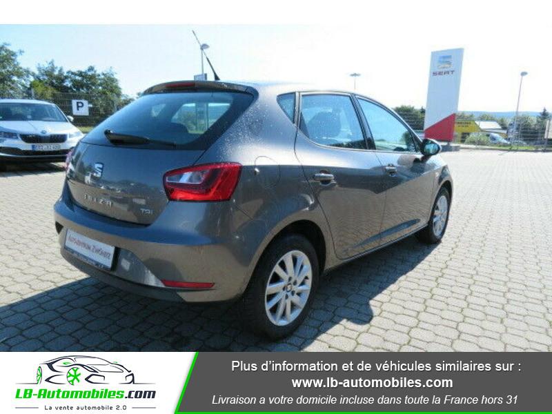Seat Ibiza 1.6 TDI 90 ch Gris occasion à Beaupuy - photo n°3