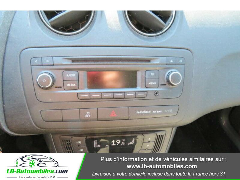 Seat Ibiza 1.6 TDI 90 ch Gris occasion à Beaupuy - photo n°8